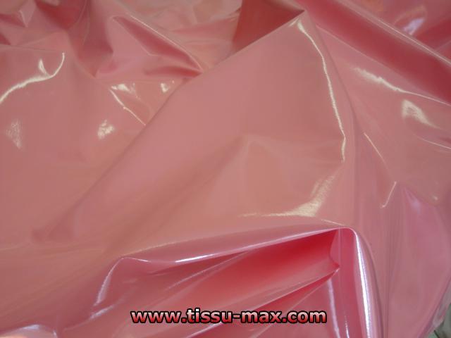 vinyl tissu vinyl rose tissus au m tre. Black Bedroom Furniture Sets. Home Design Ideas