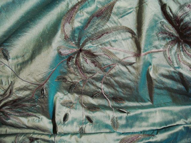 Tissu soie tissus au m tre - Soie imprimee au metre ...